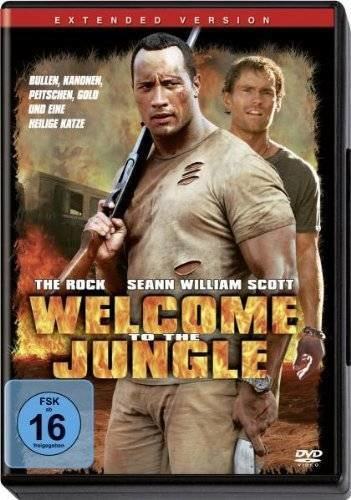 Welcome to the Jungle - Extended Version - DVD