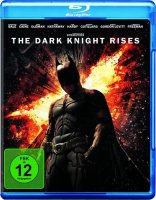 The Dark Knight Rises - Blu-ray - NEU