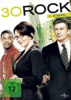 30 Rock - 1. Staffel - 3 DVDs