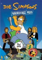 Die Simpsons - Backstage Pass - DVD