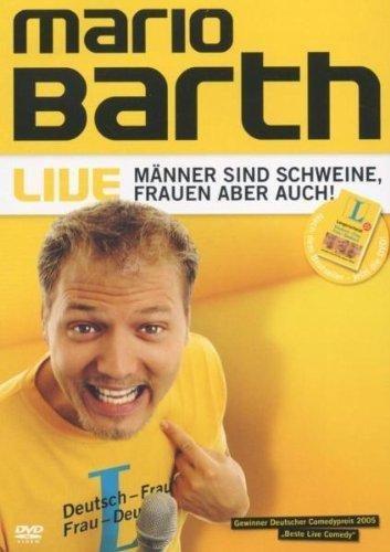 Mario Barth - Männer sind Schweine, Frauen aber auch! - DVD
