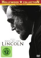 Lincoln - Daniel Day-Lewis - DVD