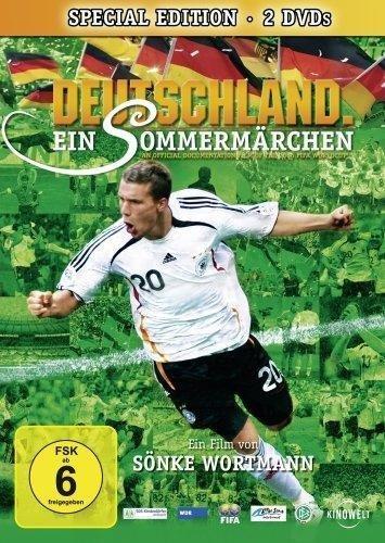 Deutschland - Ein Sommermärchen - 2 DVDs