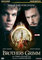 Brothers Grimm - Matt Damon, Heath Ledger - DVD