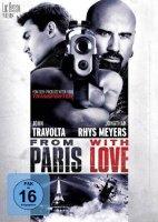 From Paris with Love - John Travolta - DVD
