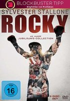 Rocky - The Complete Saga - 6 DVDs