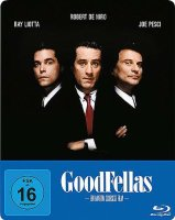 Good Fellas - Steelbook – Blu-ray – NEU