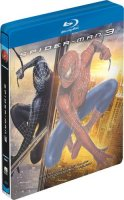 Spider-Man 3 - Steelbook - Blu-ray - NEU