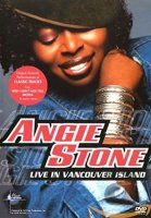 Angie Stone - Music in Hich Places: Live in Vancouver - DVD