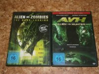 Alien vs Zombies The Dark Lurking + AVH Alien vs. Hunter...