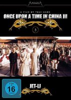 Once Upon a Time in China III - Jet Li - DVD