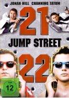 21 & 22 Jump Street - 2 DVDs