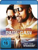 Pain & Gain - Mark Wahlberg, Dwayne Johnson - Blu-ray