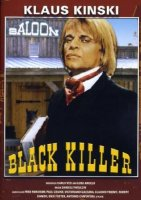 Black Killer - Klaus Kinski - DVD - NEU