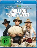 A Million Ways to Die in the West - Liam Neeson, Charlize...
