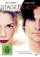 Stage Beauty - Claire Danes - DVD - NEU