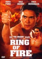 """Ring of Fire - Don """"The Dragon"""" Wilson - DVD"""