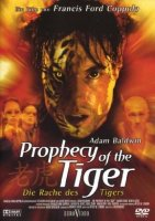 Prophecy of the Tiger - Die Rache des Tigers - DVD