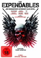 The Expendables - Special Edition - 2 DVDs
