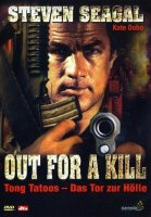 Out for a Kill - Steven Seagal - DVD