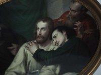 Bild - Druck - Heiligenbild - Jesus - Judas - Abendmahl -...