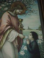 Bild - Druck - Heiligenbild - Jesus Eucharestie -...