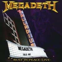 Megadeth - Rust In Peace / Live - Blu-ray