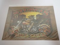 Blechschild - Sturgis Bike Week South Dakota - 40,5 x...