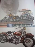 Blechschild - American Steel - Rebel´s Service...