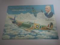 Blechschild - Legend of the Skies - Supermarine Spitfire...