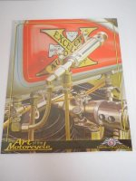 Blechschild - Excelsior - The Art of the Motorcycle -...