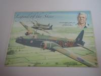 Blechschild - Legend of the Skies - Vickers Wellington -...