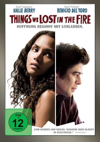 Things We Lost in the Fire - Halle Berry, Benicio Del Toro - DVD