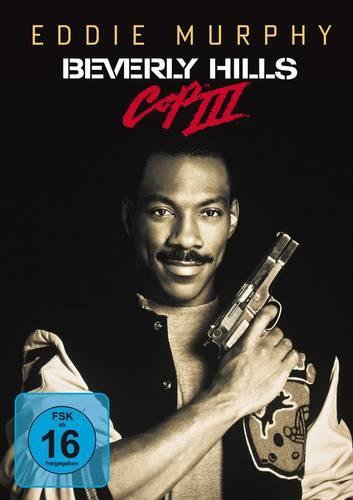 Beverly Hills Cop III - Eddie Murphy - DVD