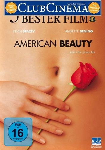 American Beauty - Kevin Spacey - DVD