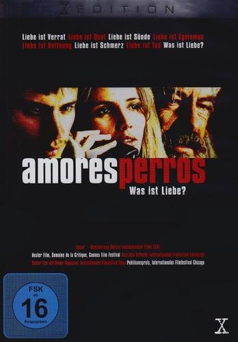 Amores perros - Was ist Liebe? - DVD