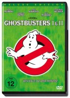 Ghostbusters I & II - Deluxe Edition - 2 DVDs