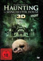 Haunting of Winchester House 3D - incl. 2 Brillen - DVD