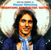 Ash Ra Tempel - Inventions for Electric Guitar - CD