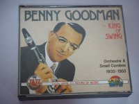 Benny Goodman - King of Swing - The Jazz Collection - 3 CDs
