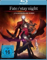 Fate/stay night - Unlimited Blade Works - Blu-ray