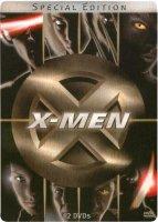 X-Men - Special Edition - Steelbook - 2 DVDs - NEU