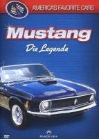 Americas Favorite Cars - Mustang - Die Legende - DVD - NEU