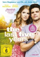 The Last Five Years - OmU - DVD