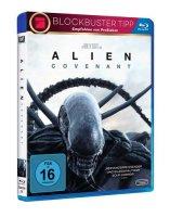 Alien Covenant - Blu-ray