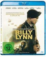 Die irre Heldentour des Billy Lynn - Blu-ray - NEU