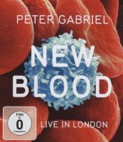 Peter Gabriel - New Blood - Live in London - Blu-ray