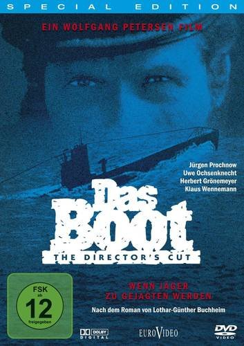 Das Boot - The Directors Cut - Special Edition - DVD