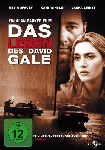 Das Leben des David Gale - Kevin Spacey, Kate Winslet - DVD