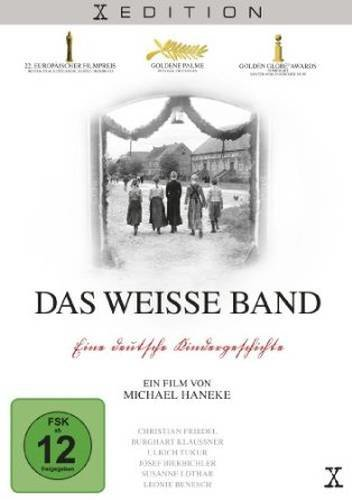 Das weisse Band - Deluxe Edition - 2 DVDs